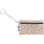 Keyring  wallet pink coppers spots - PPMC