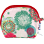 gusset coin purse powdered  dahlia - PPMC