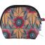 Porte-monnaie à soufflet fleurs de savane - PPMC
