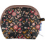 gusset coin purse ochre bird