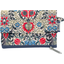 zipper pouch card purse azulejos - PPMC