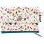 zipper pouch card purse sea side - PPMC
