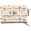 zipper pouch card purse   copa-cabana - PPMC