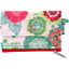 zipper pouch card purse powdered  dahlia - PPMC