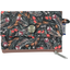 zipper pouch card purse grasses - PPMC