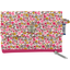 zipper pouch card purse pink jasmine - PPMC