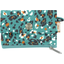 zipper pouch card purse jade panther - PPMC