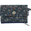 zipper pouch card purse paquerette marine - PPMC