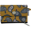 zipper pouch card purse hen facet - PPMC