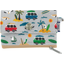 zipper pouch card purse surfing paradise - PPMC