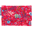 Multi card holder cherry cornflower - PPMC