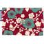 Porte multi-cartes cerisier rubis jade - PPMC