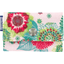 Multi card holder powdered  dahlia - PPMC