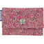 Porte multi-cartes lichen prune rose - PPMC