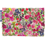Multi card holder purple meadow - PPMC