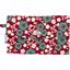 Portefeuille cerisier rubis jade - PPMC