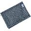 Compact wallet etoile argent jean - PPMC