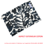 Compact wallet chinese ink foliage  - PPMC