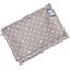 Compact wallet light grey spots - PPMC
