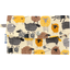 Wallet yellow sheep - PPMC