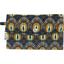 Wallet plumes de paon - PPMC