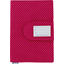Health book cover etoile or fuchsia - PPMC
