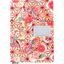 Protège carnet de santé  origamis fleuris - PPMC