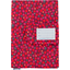 Health book cover pompons cerise - PPMC