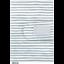 Protège carnet de santé rayé bleu blanc - PPMC