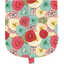 Flap of small shoulder bag umbels - PPMC