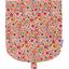 Tapa de mini bolso cruzado pradera rosa - PPMC