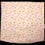 Square flap of saddle bag  rainbow - PPMC