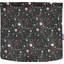 Square flap of saddle bag  constellations - PPMC