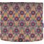 Tapa de bolso cruzado cuadrado fleurs de savane - PPMC