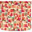 Square flap of saddle bag  medina - PPMC