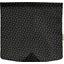 Rabat besace carré grand  paille dorée noir - PPMC