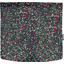 Square flap of saddle bag   tulipes - PPMC