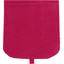 Flap of saddle bag etoile or fuchsia - PPMC