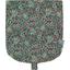 Tapa de bolso cruzado flor mentolada - PPMC