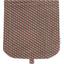 Tapa de bolso cruzado palmeta - PPMC