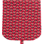 Flap of saddle bag paprika petal - PPMC