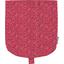 Tapa de mini bolso cruzado azafrán grosella - PPMC
