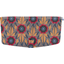 Flap of shoulder bag fleurs de savane - PPMC