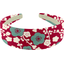 Wide headband ruby cherry tree - PPMC