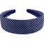 Wide headband etoile marine or - PPMC