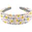 Diadema larga gotas pastel - PPMC