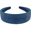 Wide headband light denim - PPMC