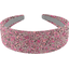 Wide headband plum lichen