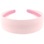 Wide headband light pink