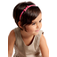 Thin headband cherry cornflower